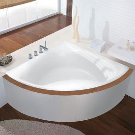 Hoesch SQUADRA corner bath white