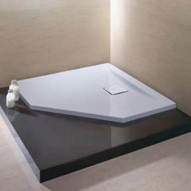 Hoesch THASOS II pentagonal shower tray
