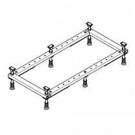 Hoesch base frame for shower tray L: 140 W: 140 cm