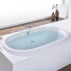 Hoesch WAIKIKI oval bath white