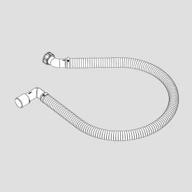Hoesch waste hose for freestanding baths