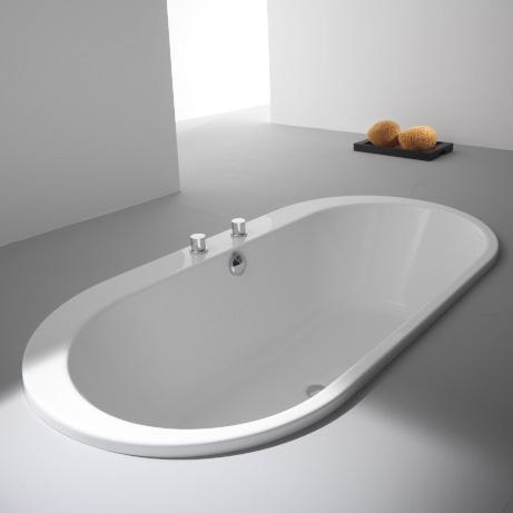 Hoesch FOSTER oval bath white
