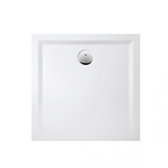 Hoesch MUNA S rectangular/shower tray white