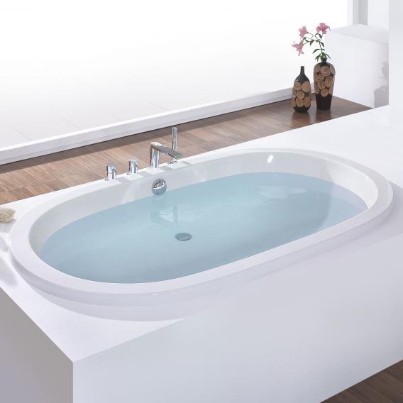 Hoesch WAIKIKI oval bath white