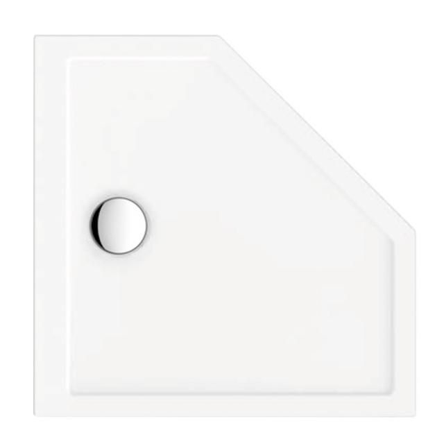Hoesch SAMAR pentagonal shower tray