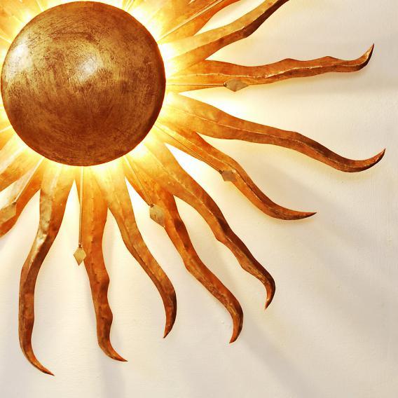 Holländer Sonne Gigante wall light