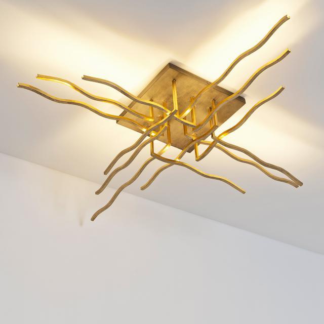 HOLLÄNDER Buffet LED ceiling light