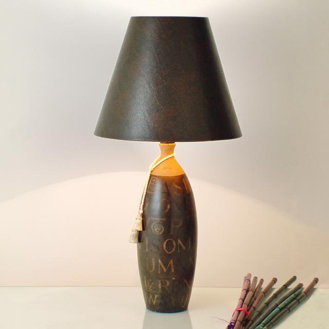 HOLLÄNDER Carattere Alta table lamp