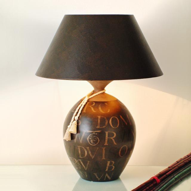 HOLLÄNDER Carattere Grandissima table lamp