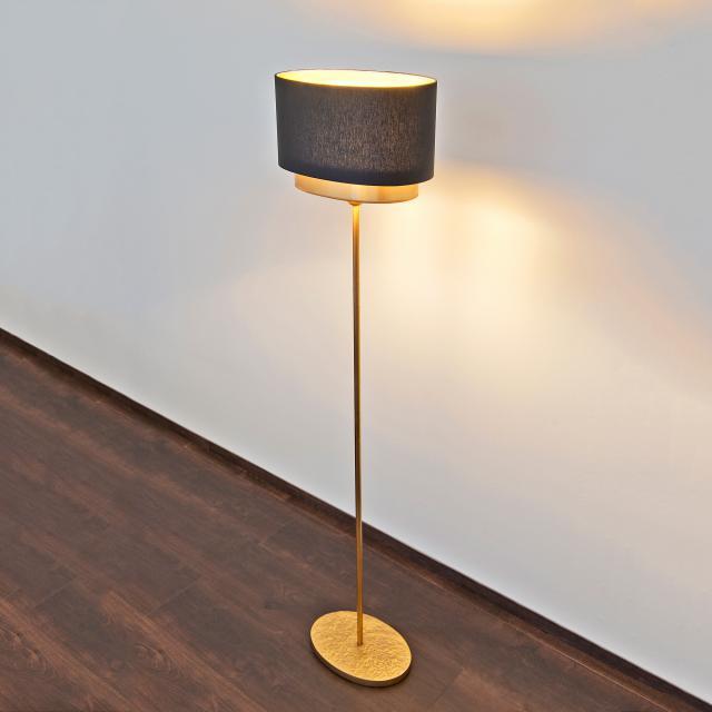 HOLLÄNDER Mattia floor lamp oval