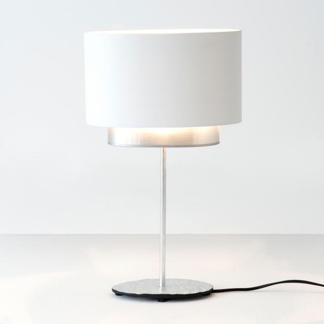 HOLLÄNDER Mattia Oval table lamp