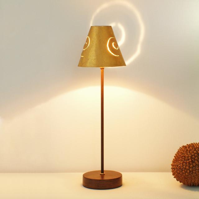 HOLLÄNDER Piccola Schermo table lamp