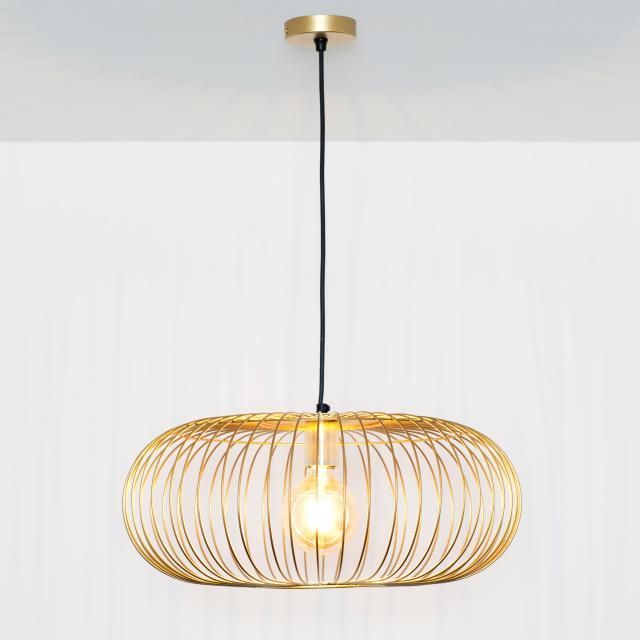 HOLLÄNDER Protetto pendant light, medium