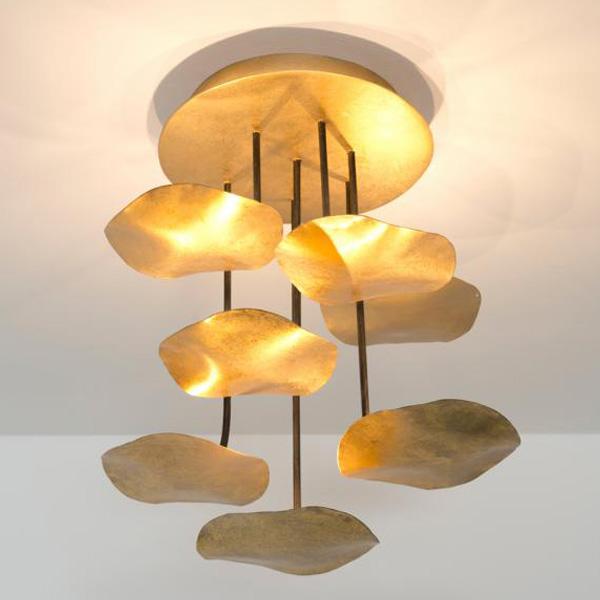 HOLLÄNDER Sette Gnomo LED ceiling light