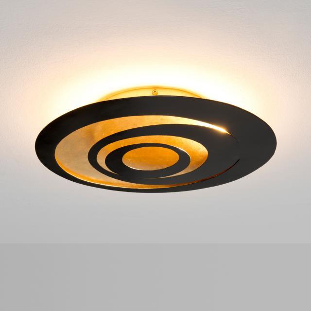 HOLLÄNDER Spirale LED ceiling light