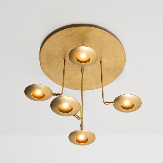 HOLLÄNDER Trasformista LED ceiling light with dimmer