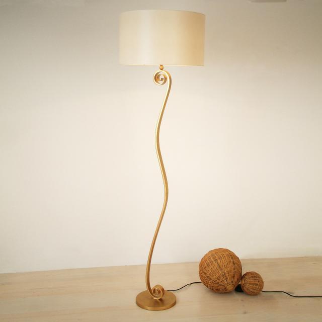 HOLLÄNDER Trofeo floor lamp