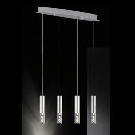 Fischer & Honsel Bubble LED pendant light 4 heads