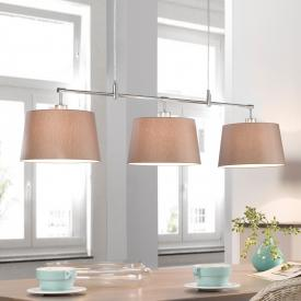 Fischer & Honsel Maxi pendant light 3 heads