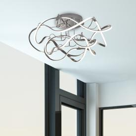 Fischer & Honsel Naxos LED ceiling light, large