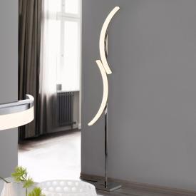 Fischer & Honsel Tangenz LED floor lamp with dimmer