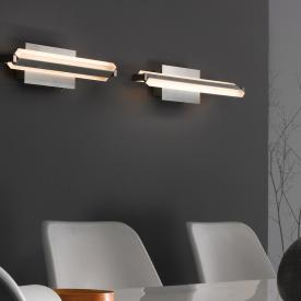 Fischer & Honsel Turn LED wall light with on/off switch