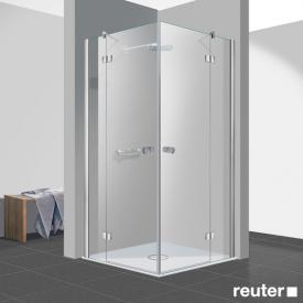 Reuter Kollektion Easy New corner entry TSG clear light / chrome look