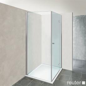 Reuter Kollektion Premium door with side panel 90 x 90, door 65 cm