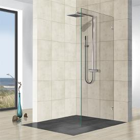 Reuter Kollektion Premium frameless 1 fixed panel