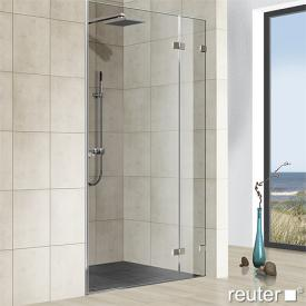 Reuter Kollektion Premium frameless door in recess