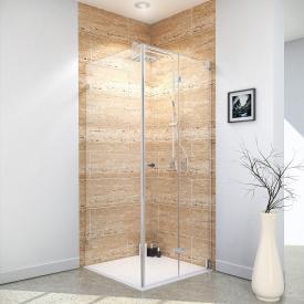 Reuter Kollektion Premium Free bi-fold door with side panel