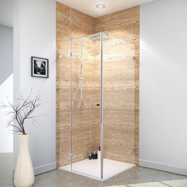 Reuter Kollektion Premium Free hinged door on side part with side panel