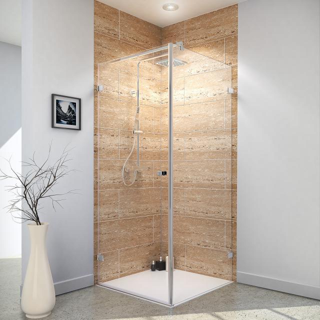 Reuter Kollektion Premium Free hinged door with side panel