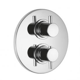 HSK concealed safety thermostat with 2-way diverter