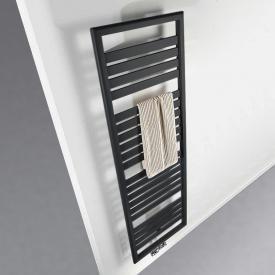 HSK Image Sèche-serviettes noir graphite, 662 watts