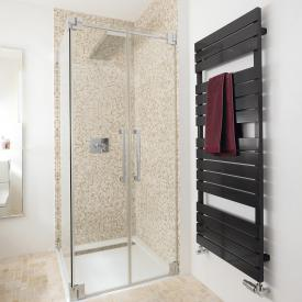 HSK Lavida bathroom radiator anthracite