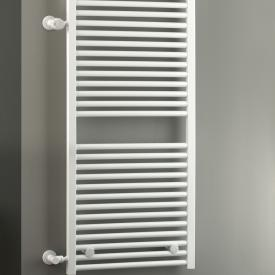HSK Sèche-serviettes Line avec raccord latéral blanc