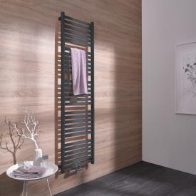 HSK Line Aero radiator graphite black, 900W