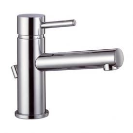 HSK single lever basin mixer with pop-up waste set