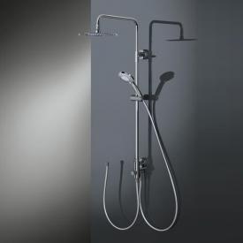 HSK RS 200 shower set with super flat overhead shower