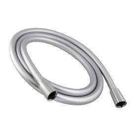 HSK shower hose, silver