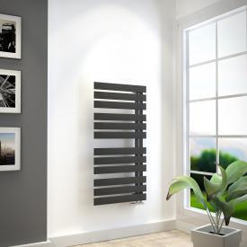 HSK Yenga bathroom radiator graphite black, 528 watt