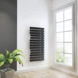 HSK Yenga Plus Sèche-serviettes noir graphite
