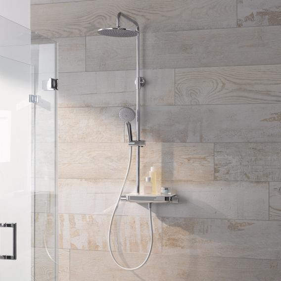 HSK AquaTray RS 200 shower system with  thermostat