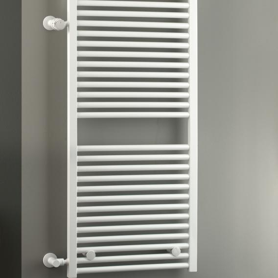 HSK bathroom radiator Line with side connection white