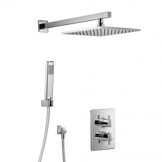 HSK concealed shower set 3.04 square