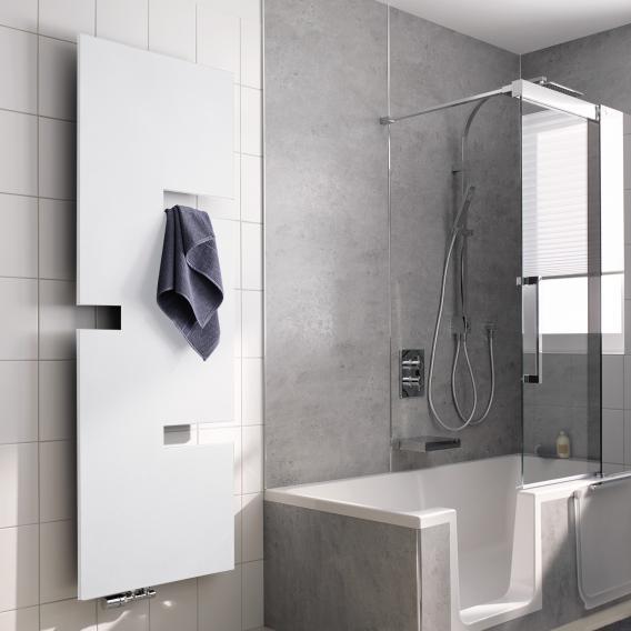 HSK Juke design radiator white