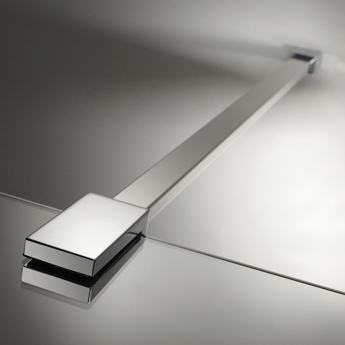 HSK K2P ceiling support, square L: 8-80 cm