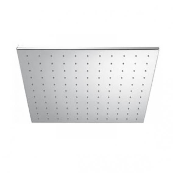 HSK overhead shower XL, square, flat W: 400 D: 400 mm