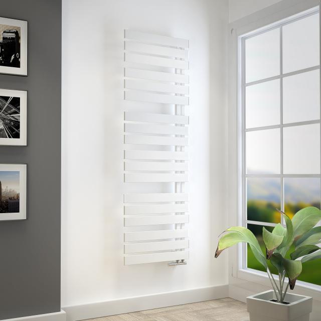 HSK Yenga bathroom radiator white, 740 watt